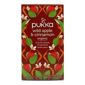 Pukka Pukka Wild Apple & Cinnamon Thee afbeelding