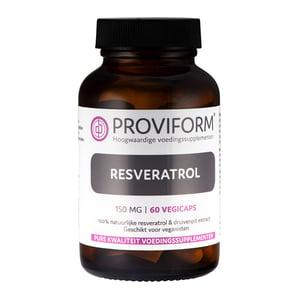 Proviform Resveratrol 150 mg Proviform afbeelding