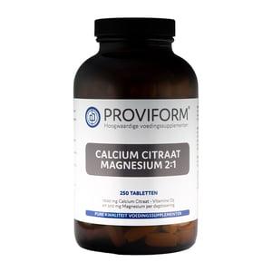 Proviform Calcium magnesium citraat 2:1 afbeelding