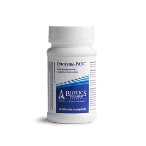 Biotics Cytozyme pan pancreas afbeelding