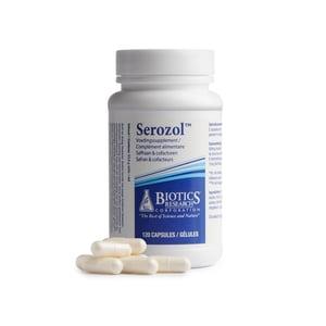 Biotics Serozol (met 5-HTP en saffraan extract) afbeelding