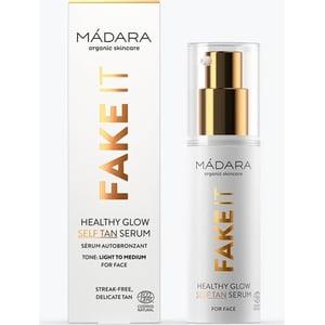 MADARA Fake It Healthy Glow Self Tan Serum afbeelding