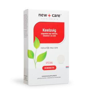 New Care Keelzuig afbeelding