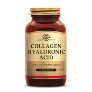Solgar Vitamins Hyaluronic Acid Complex (hyaluronzuur) afbeelding