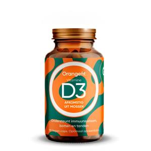 Orangefit Vitamine D3 25 mcg Vegan (Daily Essentials) afbeelding