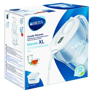 Brita Waterfilterkan Marella XL White afbeelding