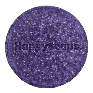 HappySoaps Purple Rain Shampoo Bar afbeelding