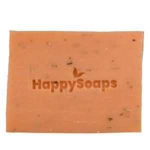 HappySoaps Happy Body Bar Arganolie en Rozemarijn afbeelding