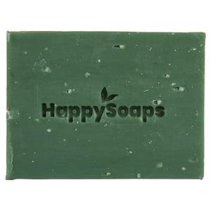 HappySoaps Happy Body Bar Citroen en Basilicum afbeelding