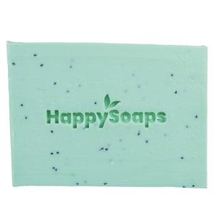 HappySoaps Happy Body Bar Tea Tree en Pepermunt afbeelding