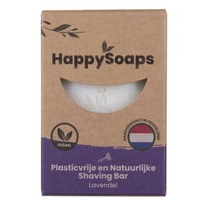 HappySoaps Happy Shaving Bar Lavendel afbeelding