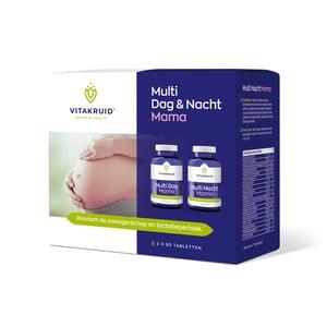 Vitakruid Multi Dag & Nacht Mama afbeelding