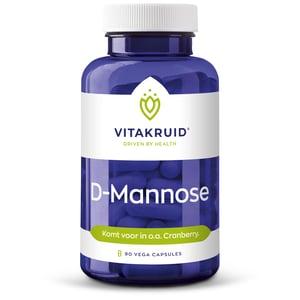 Vitakruid D-Mannose 500 afbeelding