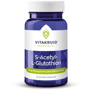 Vitakruid S-Acetyl-L-Glutathion afbeelding