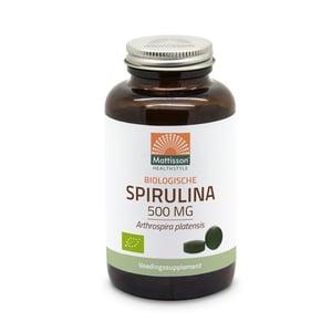 Mattisson Healthstyle Absolute Spirulina 500 mg afbeelding
