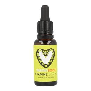 Vitaminstore Vitamine D3 & K2 Druppels afbeelding