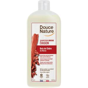Douce Nature Douchegel & shampoo evasion met cederhout afbeelding