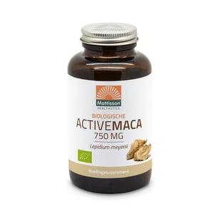 Mattisson Healthstyle Active Maca 750 mg afbeelding