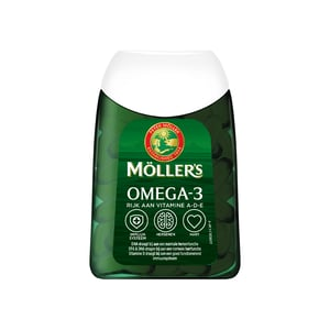 Möllers Möllers Double Omega-3 capsules afbeelding