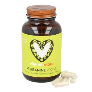 Vitaminstore L-theanine 200 mg afbeelding