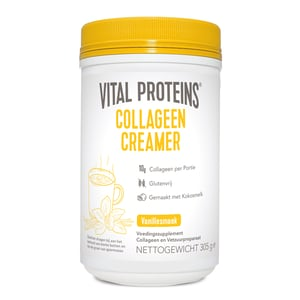Vital Proteins Collageen Creamer Vanille afbeelding