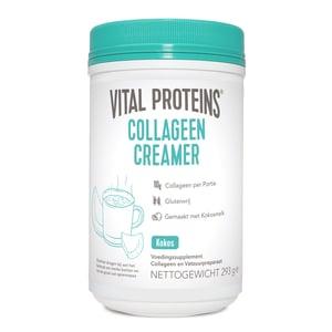 Vital Proteins Collageen Creamer Kokos afbeelding