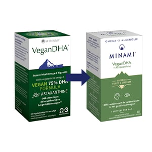Minami Nutrition Vegan DHA 250 mg afbeelding