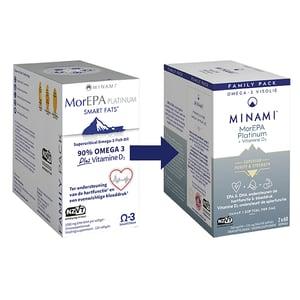 Minami Nutrition MorEPA Platinum afbeelding