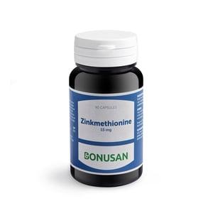 Bonusan Zinkmethionine 15 mg afbeelding