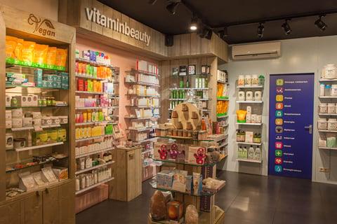 Vitaminstore Amsterdam Haarlemmerstraat