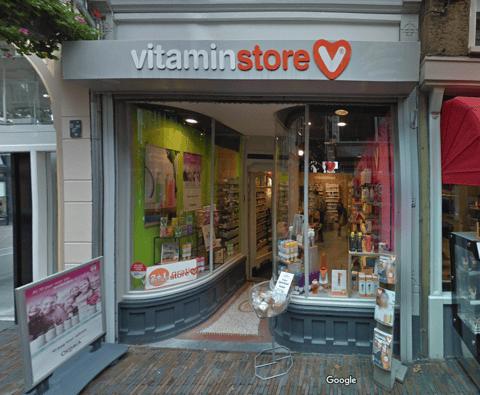Vitaminstore Utrecht