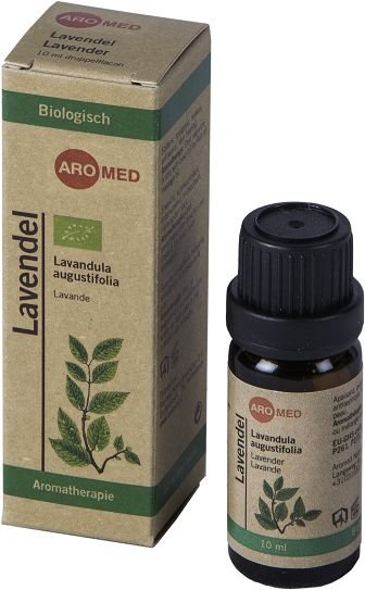 Aromed Lavendel etherische olie bio afbeelding