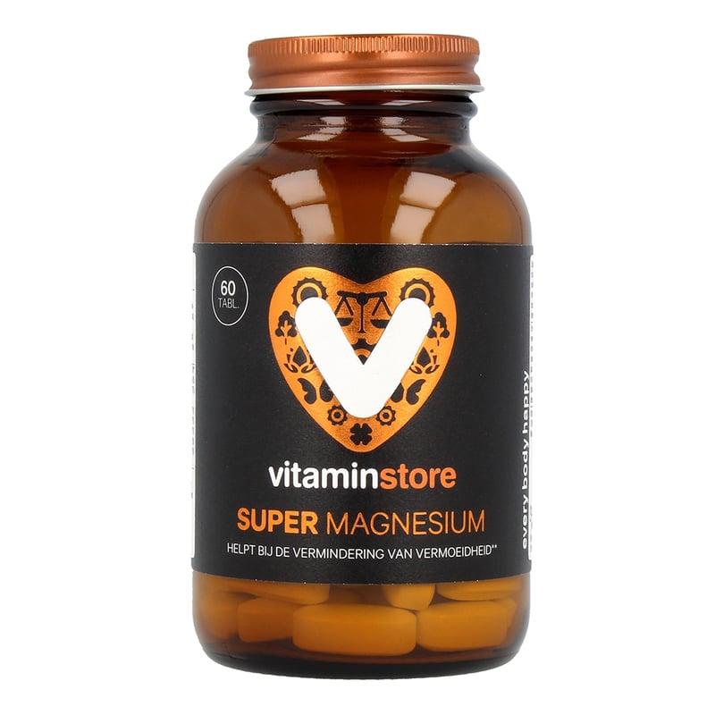 Vitaminstore Super Magnesium afbeelding
