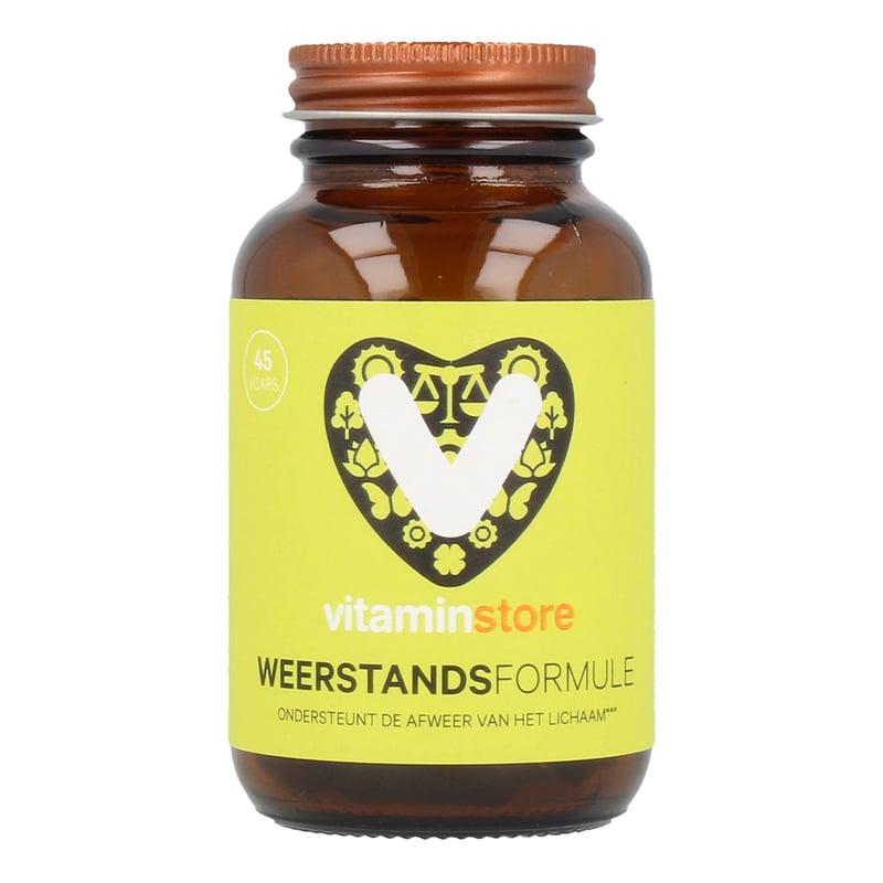 Vitaminstore Weerstandsformule afbeelding