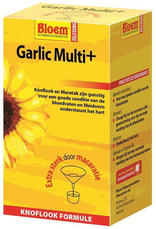 Afbeelding van Garlic Multi+