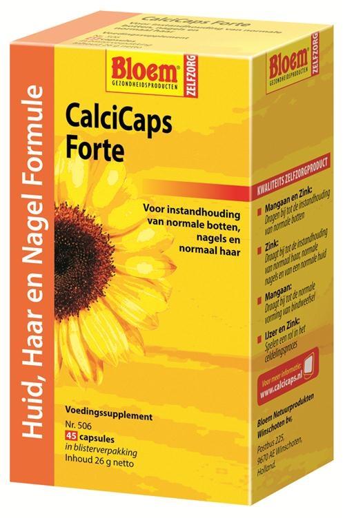 Afbeelding van CalciCaps Forte