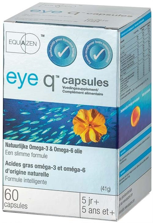 Eye Q Visolie Capsules