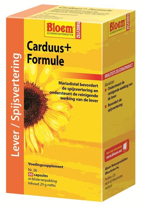 Afbeelding van Carduus+ Formule