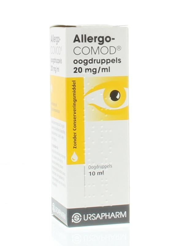 Allergo-comod oogdruppels
