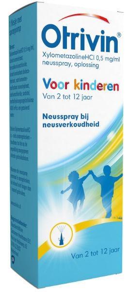 Spray 0.5 mg verzachtend 2 - 12 jaar