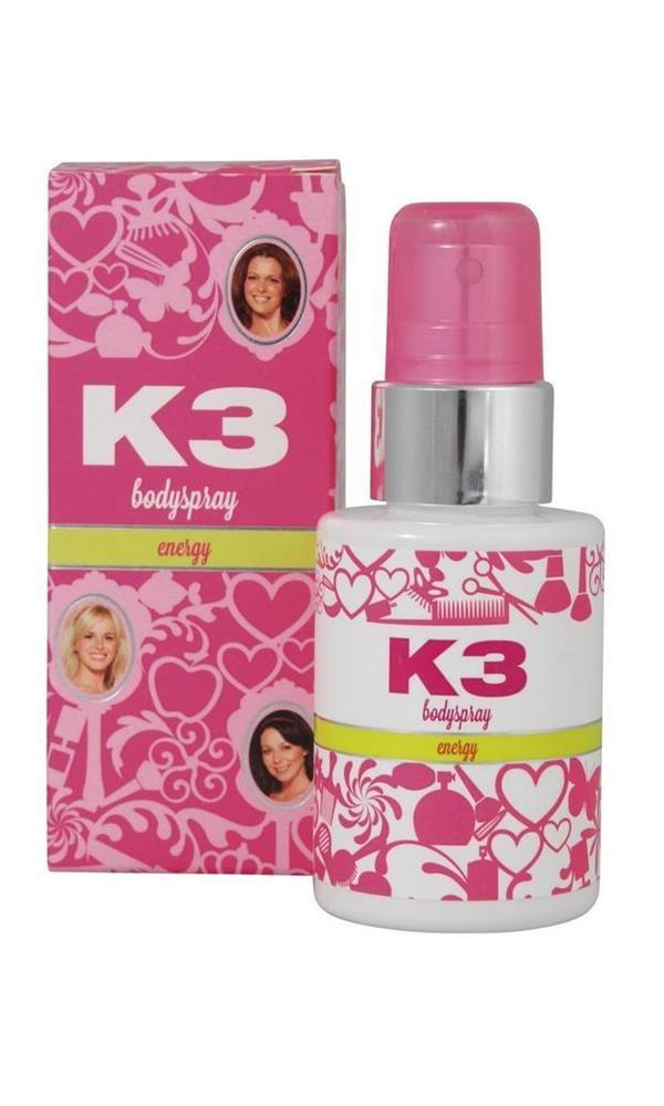 K3 Bodyspray Energy 50ml