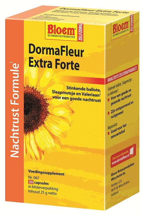 Afbeelding van Dormafleur Extra Forte