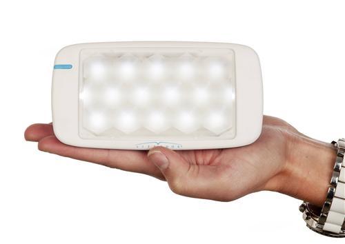 Litebook EDGE mobiele lichttherapielamp 1 exemplaar