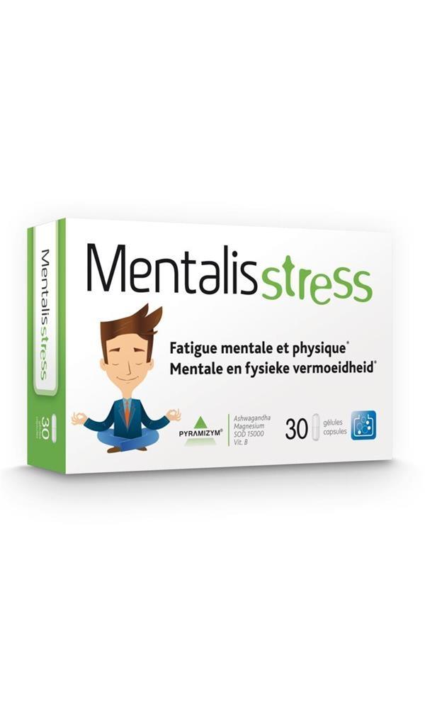 Mentalis stress