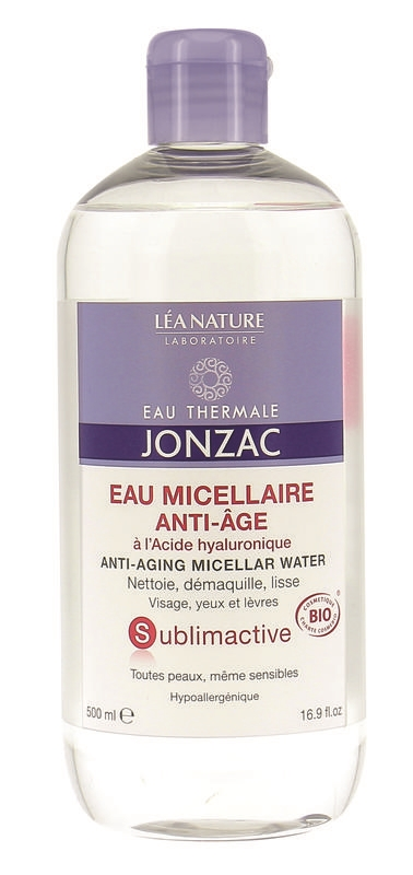 Sublimactive micellair water anti aging