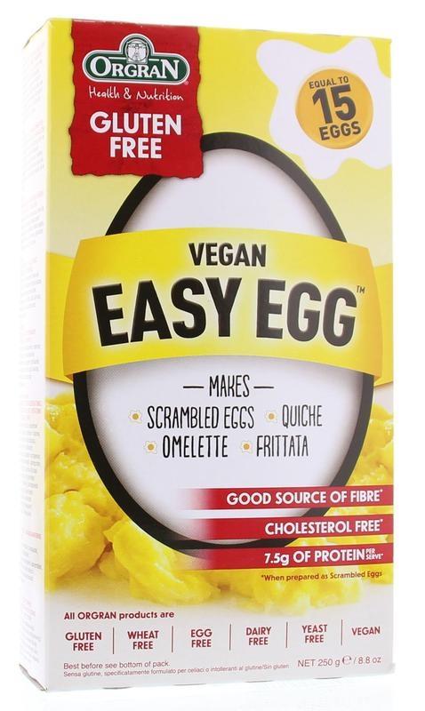 Afbeelding van Orgran Vegan easy egg