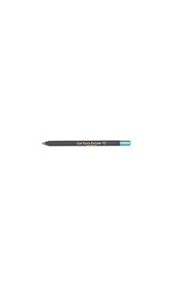John van G Soft touch eyeliner waterproof 72 blauw-groen