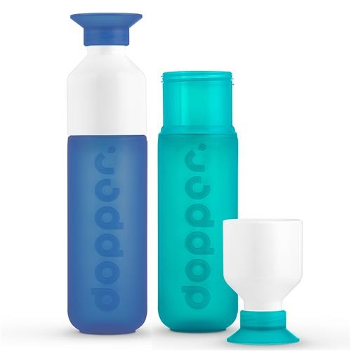 Dopper fles set Pacific SeaGreen 1 set