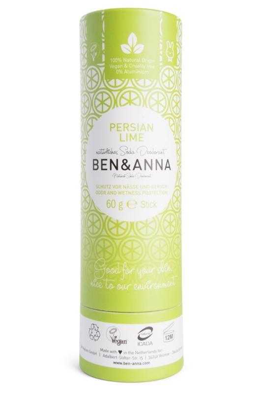Deodorant Persian lime push up