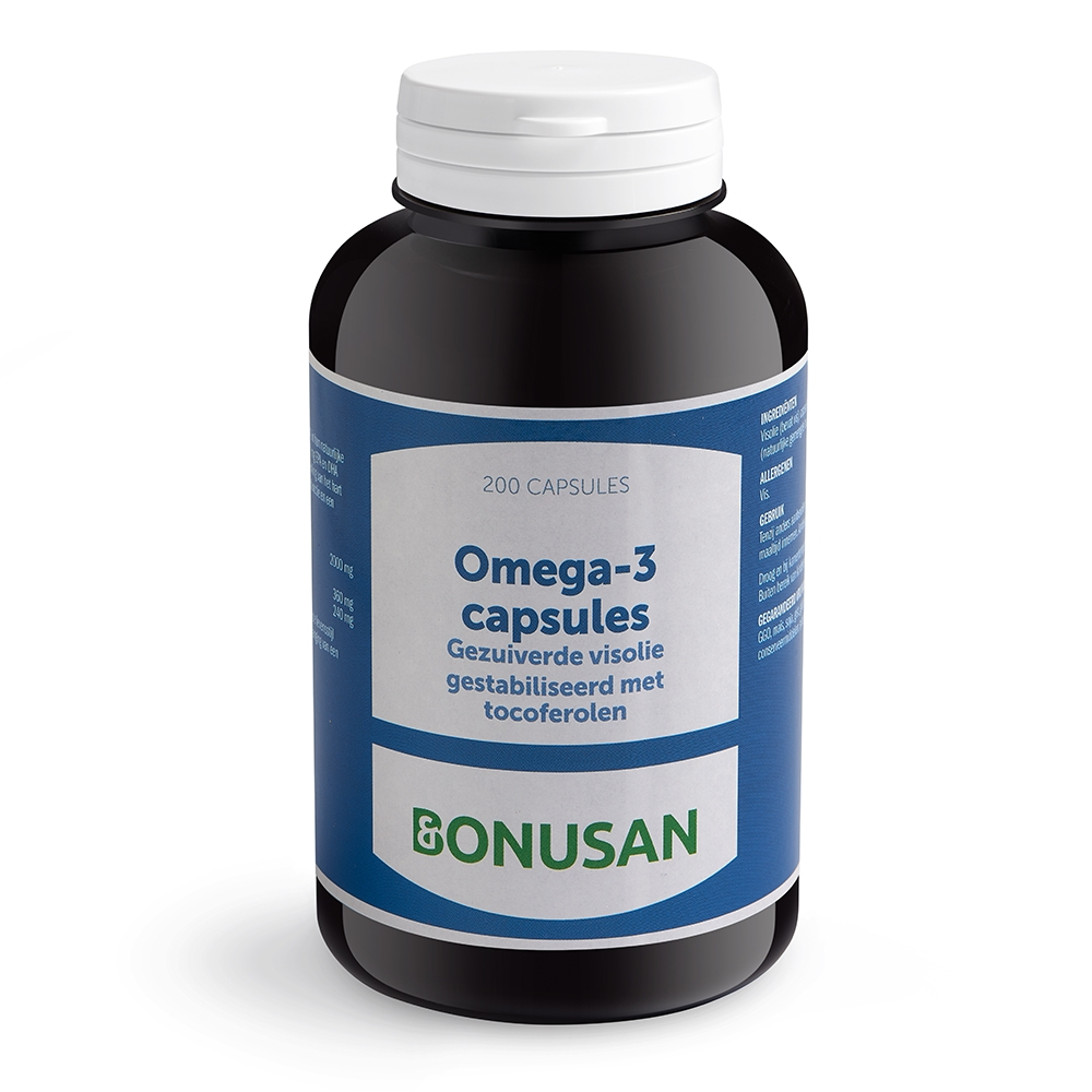 Afbeelding van Bonusan Omega 3